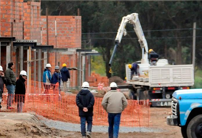 construcción en Tandil
