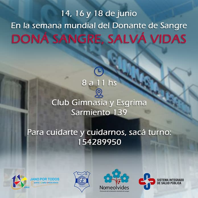 Día Mundial Del Donante